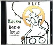 LIKE A PRAYER (REMIXED PRAYERS) - AUSTRALIA CD
